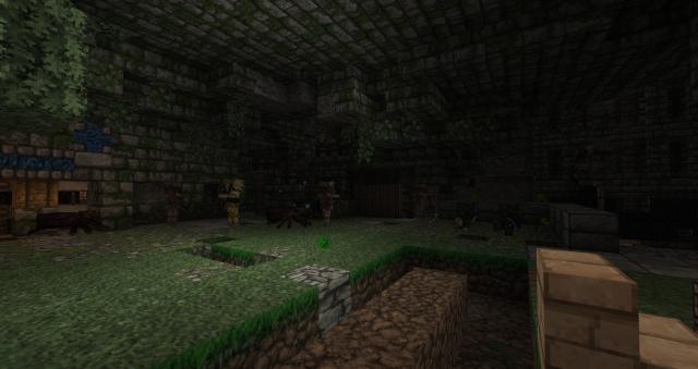Undead pushed underground, Shimmermist overrun.