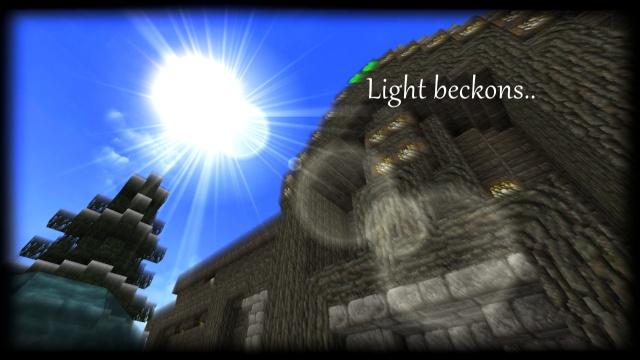 Light Has Returned! Pushing Terth back to his domain of Orrostar,