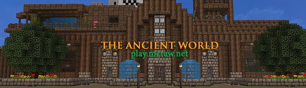 The Ancient World | The Ancient World is a long running roleplaying
