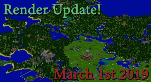 render update march 1 2019