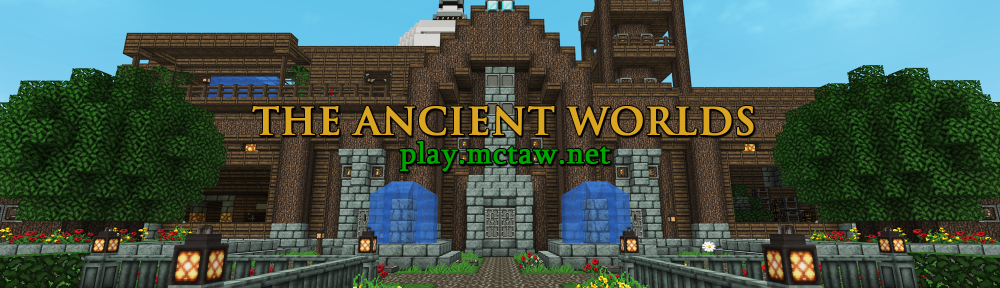 The Ancient Worlds | One of the longest running Minecraft