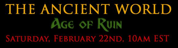 Age of Ruin Date